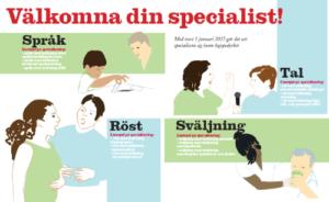 Logopediskt specialistbevis Image