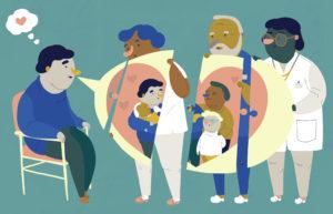 Hur man bäst tillgodoser behovet av språkligt stöd till flerspråkiga barn och vuxna Image