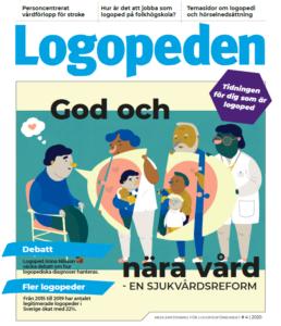 Tidningen Logopeden online Image